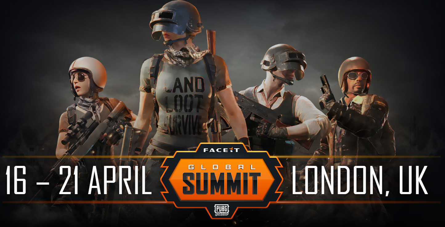 【eSports】FACE IT Global Summit : PUBG Classic 結果【PUBG】